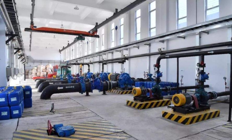 水泵房噪声控制方法