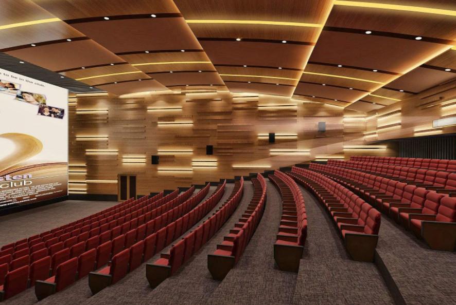 观众厅的音质设计