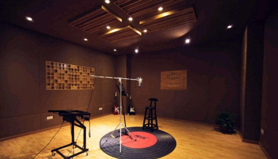 录音棚构造