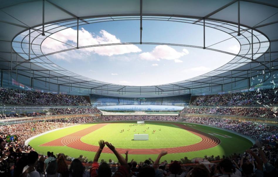 体育馆建声与建筑设计的协调