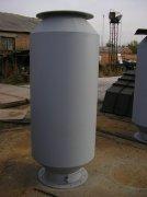 气体管道消声器