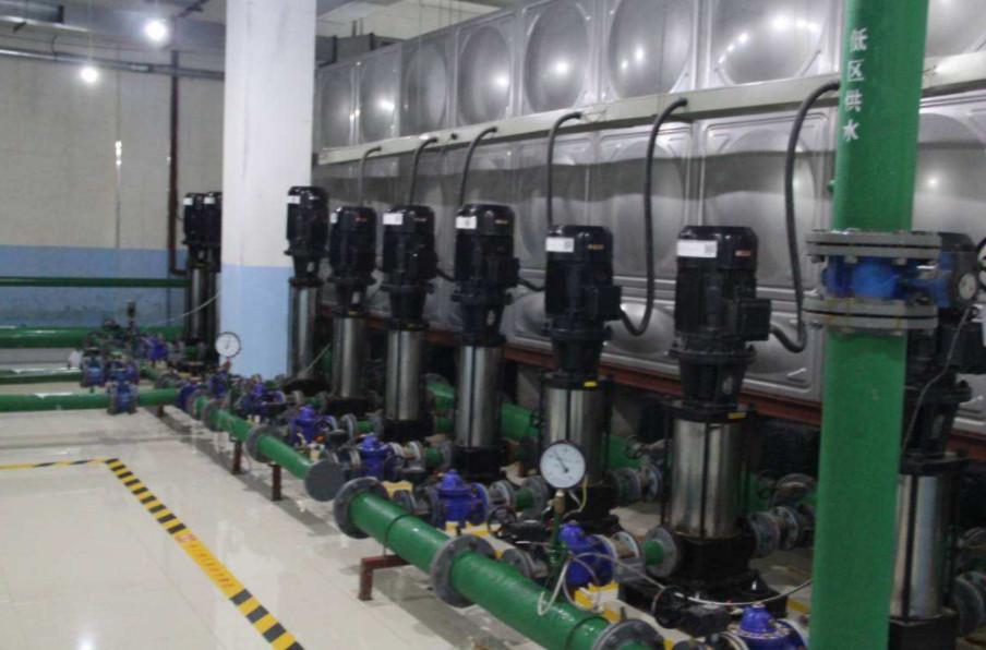 水泵噪音很大该怎么办?