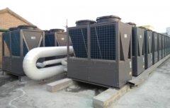 空气源热泵机组噪音治理措施