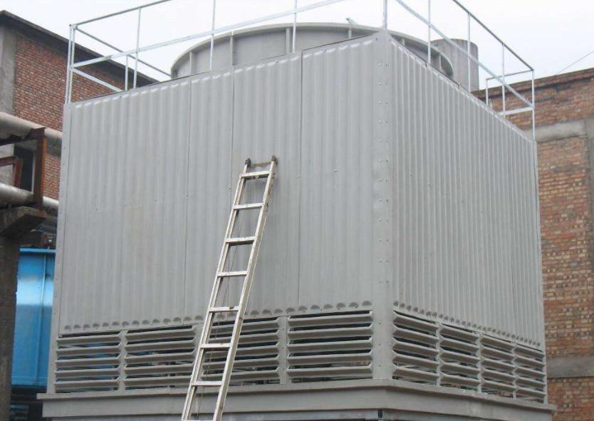 冷却塔降噪处理方式