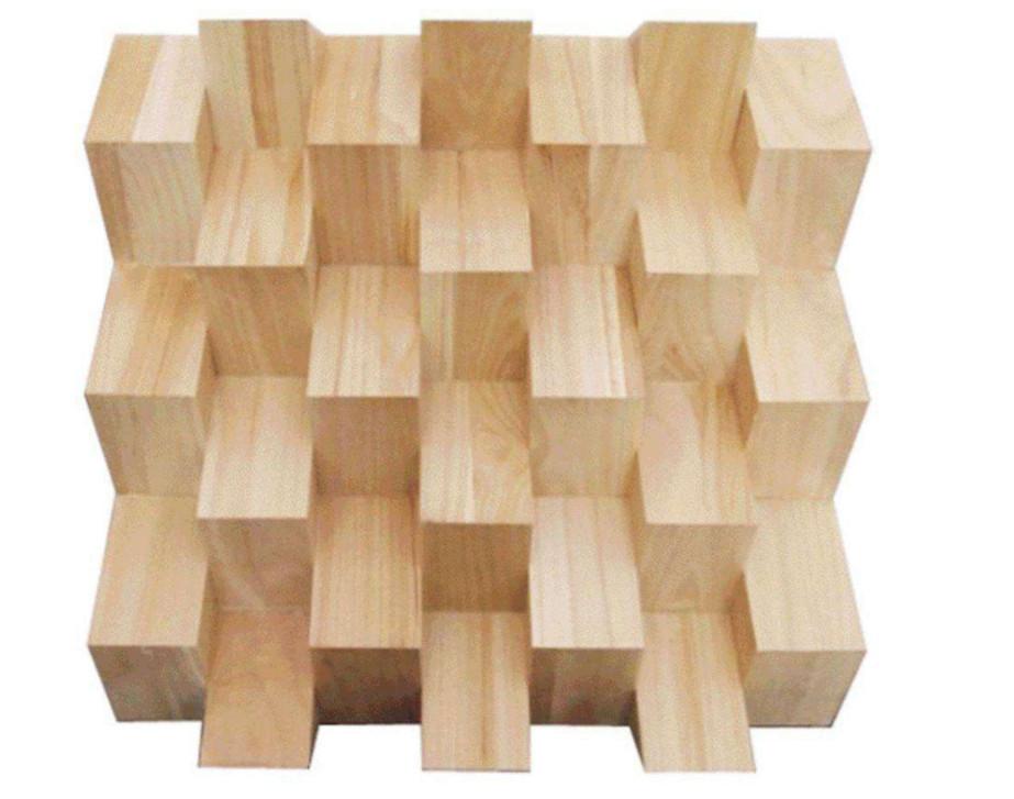 木质扩散体