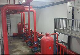水泵机房噪音污染治理